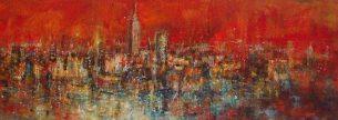 peinture New-York