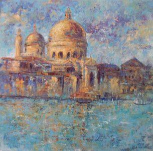 peinture - Venise