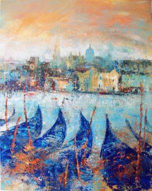 peinture Venise
